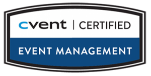 cvent Certified Event Management