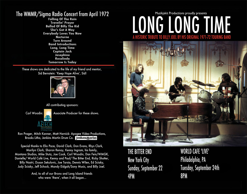 Long Long Time Program